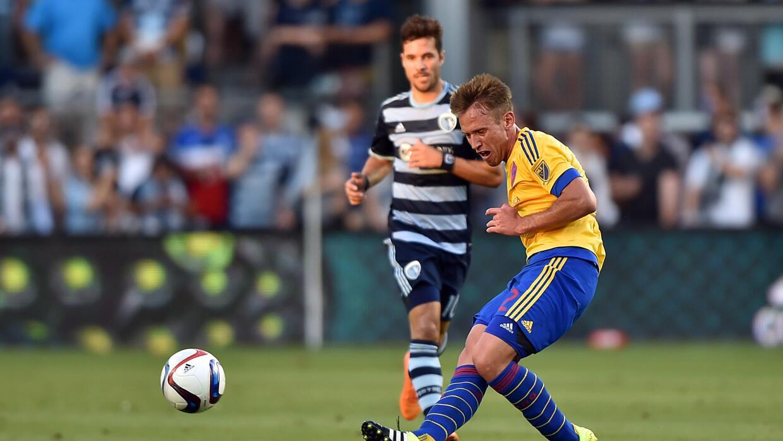 Lucas Pittinari disfrutó su año en la MLS.
