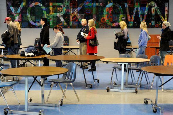 En Cleveland, Ohio, Dayton y Toledo, la Coalición de Protección Electora...