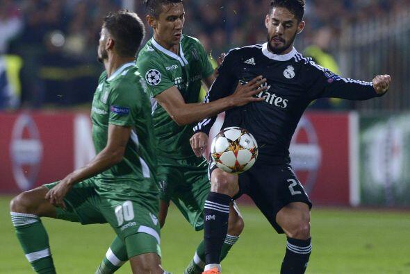 Este miércoles continuó la actividad de la UEFA Champions League con los...