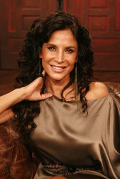 Y cómo no, sí es una de las mujeres más hermosas de la televisión.