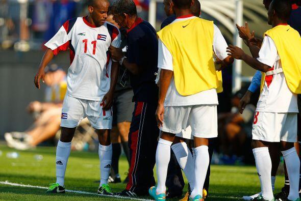 La escuadra cubana avanzó ganando un partido y perdiendo dos. En la Copa...