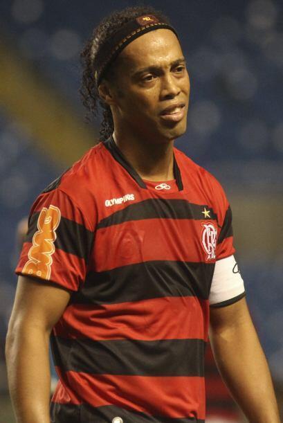 Ronaldinho soñaba con estar en Londres pero la última convocatoria lo de...