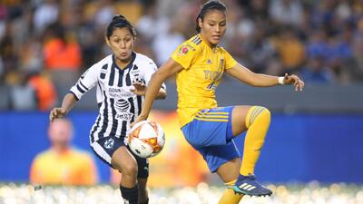 Las anotaciones del reñido empate 2-2 en el Clásico Regio en la Liga MX Femenil