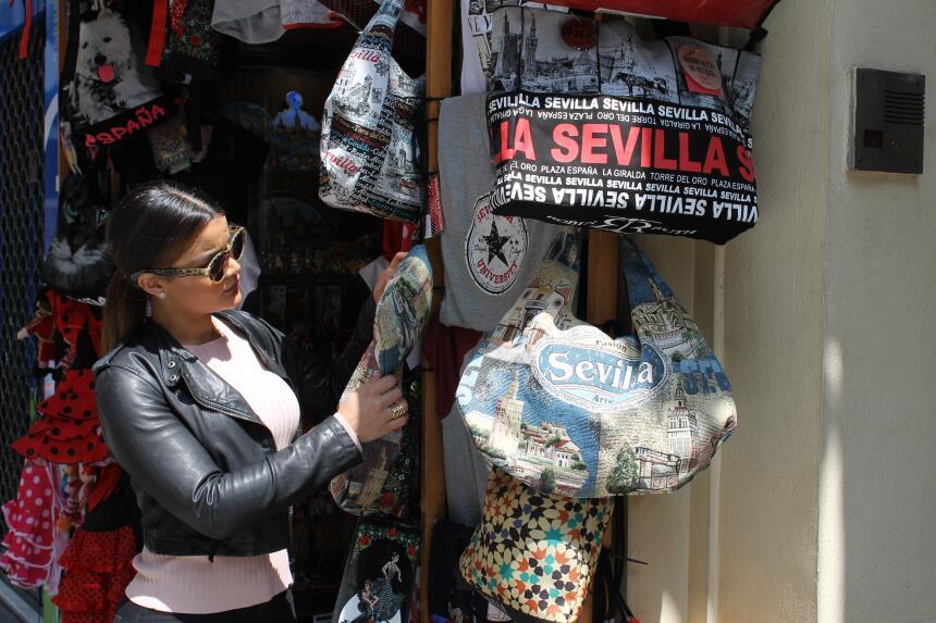 Estas son las fotos más bellas de Clarissa Molina en Sevilla IMG_4358.JPG