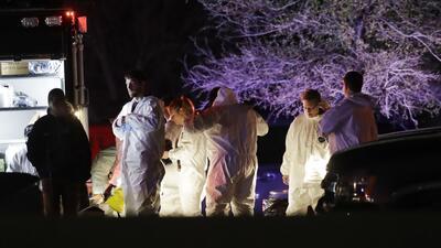 En fotos: Explosiones de paquetes bomba mantuvieron en vilo a las autoridades en Austin