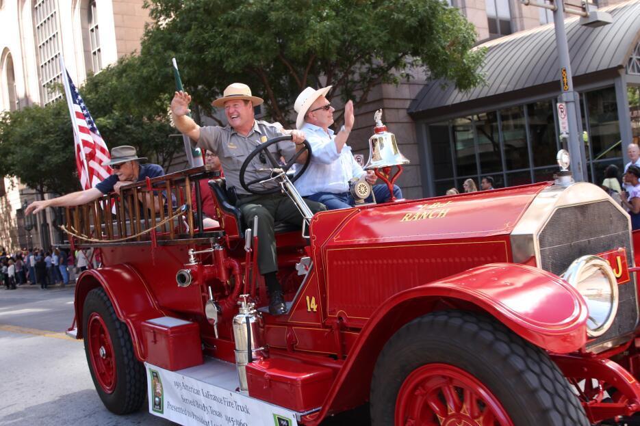 State Fair Texas Parade