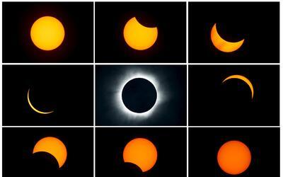 Animación: EEUU presenciará el 'eclipse del siglo' en agosto