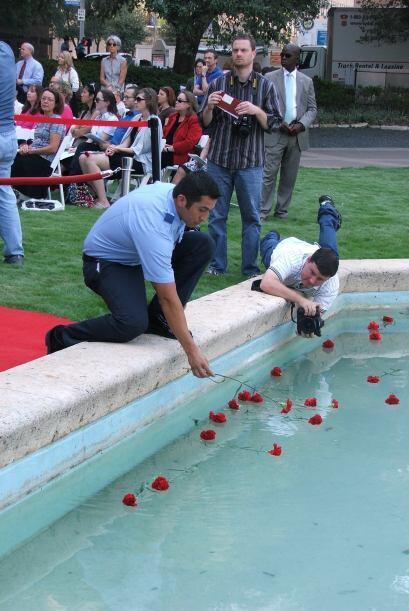 Este acto se realizó en memoria de todas las vidas que se perdieron hace...