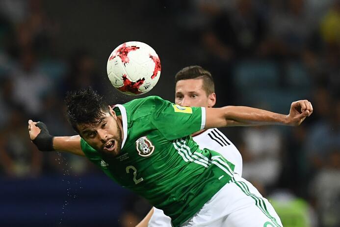 Uno a Uno: A detalle los 22 protagonistas del Alemania vs. México 002 Ne...