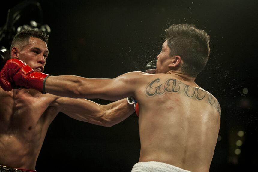 Solo Boxeo en Fresno con las peleas del año.