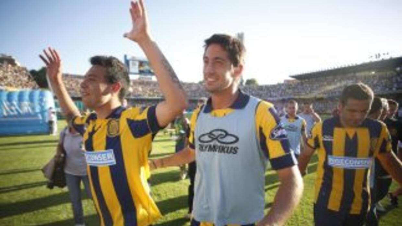 Rosario Central está nuevamente en una competencia internacional después...