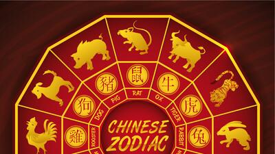 Los animales del horóscopo chino: ¿por qué eligieron esos y no otros?