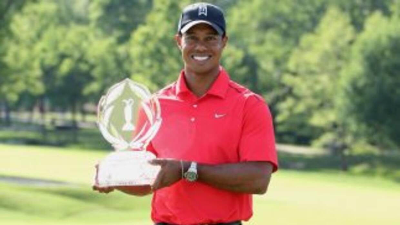 Woods capturó el título número 73 de su carrera luego de finalizar con 2...