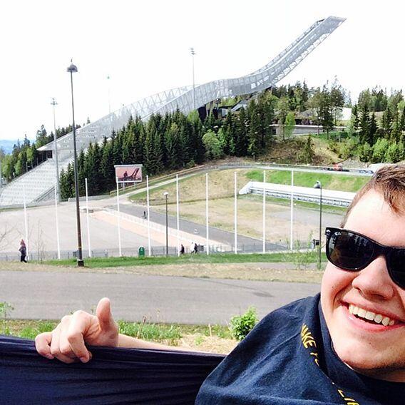 12. OSLO, Noruega. 89 selfies por cada 100.000 habitantes. | Foto tomada...