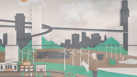 Por qué la apuesta a la energía limpia ofrece más empleo que los combust...