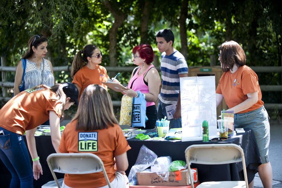 Familias disfrutaron del Día de la Familia en el Zoológico de Fresno