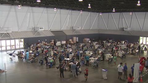 Miles de personas se unen al día de donar sangre