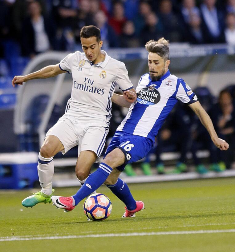 El Madrid se paseó por Riazor para mantenerse en la pelea por la Liga 63...