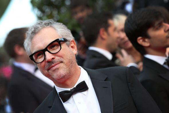 El ganador al Oscar como mejor director, Alfonso Cuarón no se que...