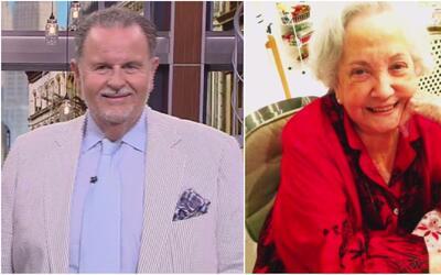 Raúl de Molina lamentó la muerte de la mamá de Gloria Estefan y la recor...