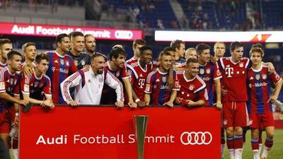 Los campeones de Alemania sumaron su última incorporación con el arquero...