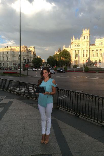 El cantante David Bisbal nos recibió en exclusiva en Madrid antes de su...
