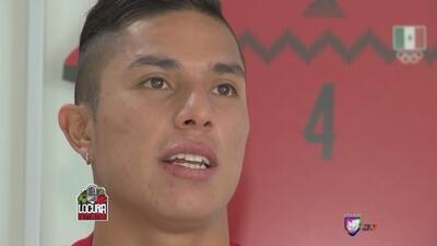 Carlos Salcedo habla de su posible llegada a Chivas