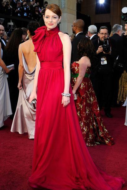 Emma Stone nació el 6 de noviembre de 1988.