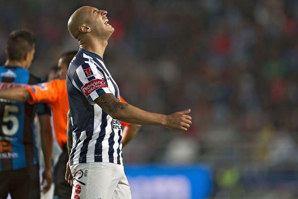 Para el olvido: La delantera de Pachuca, ya fueran Nahuelpán, Cvitanic,...