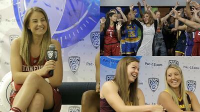 Hermosas, carismáticas y alegres promesas del baloncesto femenino