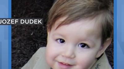 Jozef Dudek, de 2 años, murió el 24 de mayo de 2017.