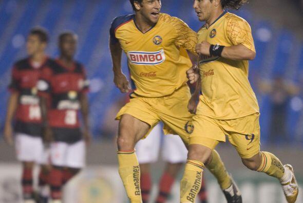 Es el 2008 uno de los mejores años de los mexicanos en la Copa Libertado...