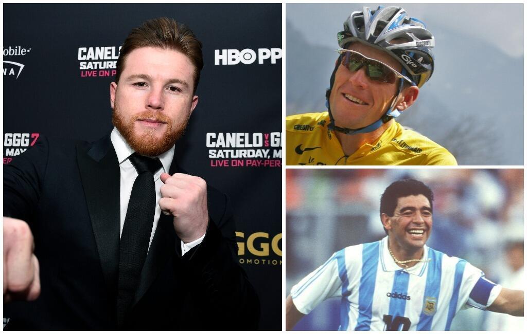 Los casos más sonados de deportistas que dieron positivo en el doping un...