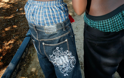 En Carolina del Sur quieren prohibir los 'saggy pants'.
