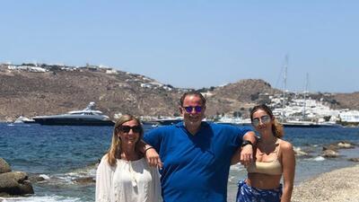 Retro jueves: Desde América hasta Australia, estos son algunos de los viajes de Raúl de Molina