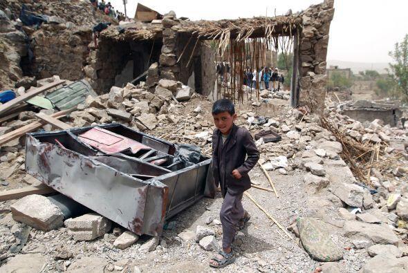 La situación sobre el terreno en Yemen como grave y en deterioro cada ho...