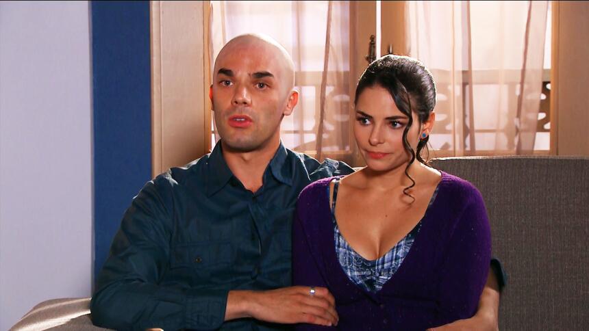 ¿Lo ama? ¡Abigail no quiere que Diego se case!