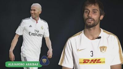 Lo que no sabías de Alejandro Arribas: su admiración por Zidane, su gusto por viajar a EEUU y más secretos