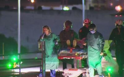 Investigan incidente en el que una mujer resultó herida de bala en el ja...