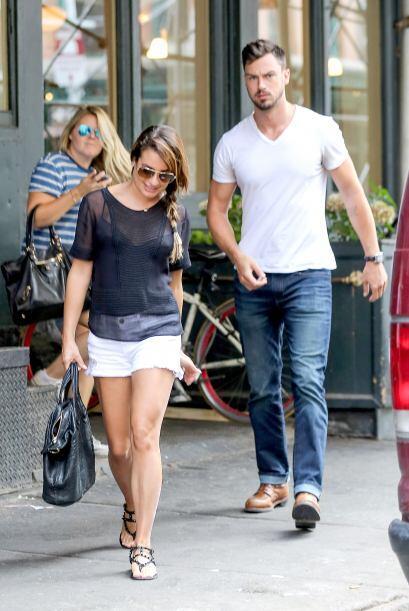 """Los seguidores de """"Glee"""" concuerdan en que hacen una gran pareja."""