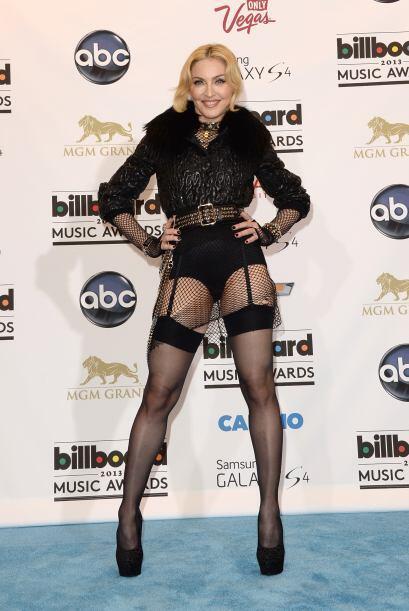 Desde que empezó su carrera, Madonna a causado polémica en sus 'shows' p...
