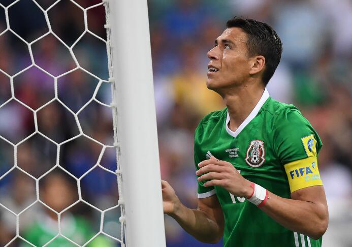 Uno a Uno: A detalle los 22 protagonistas del Alemania vs. México 004 He...