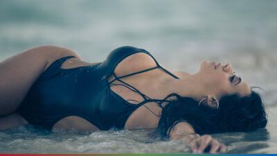Carla Medrano más caliente que el sol en el verano