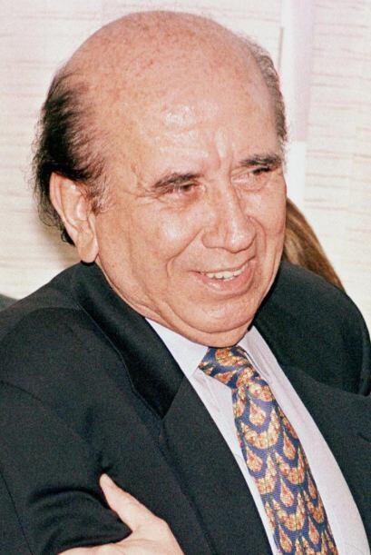 Carlos Andrés Pérez, ex presidente de Venezuela que gobernó dos veces (1...