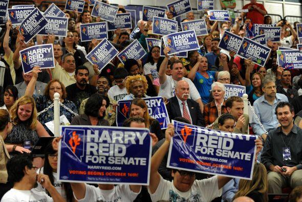 El Partido Demócrata es la otra fuerza política más...