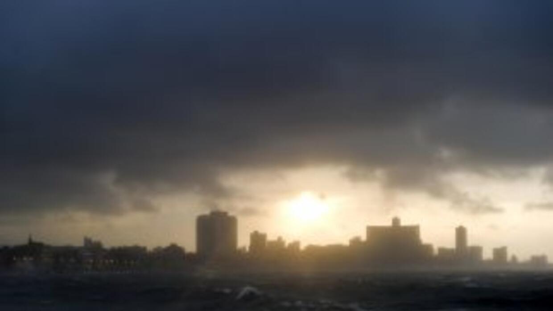 Las lluvias en Cuba no solo han generado caos; también tienen su aspecto...