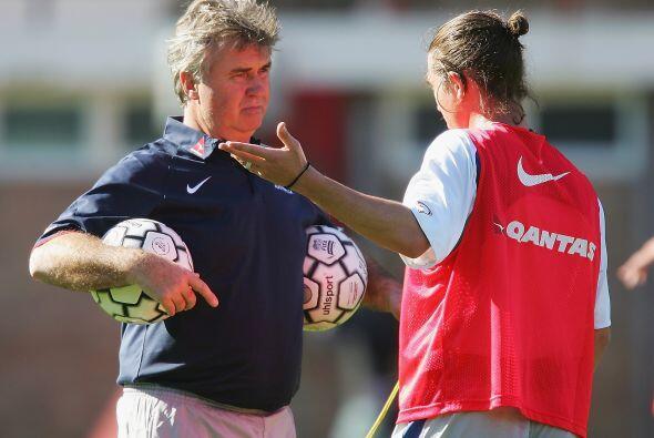 Primero, cuando dirigía al PSV en el periodo 2005-2006, todo ese ciclo t...