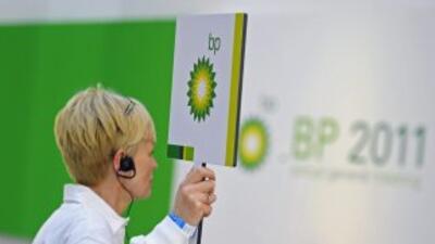 La petrolera BP causó daños por el derrame de crudo en el Golfo de Méxic...