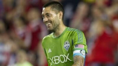 Dempsey repitió como el mejor jugador de la semana.
