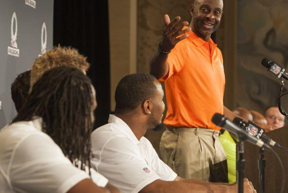 Les presentamos a Team Rice (AP-NFL).